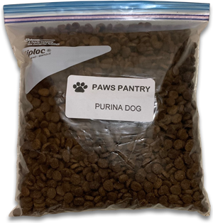Photo of Paws Pantry packaged dog food